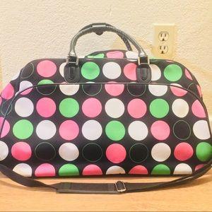 Handbags - POLKADOT WEEKENDER BAG